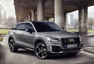 Audi Q2: Sondermodell Edition #1 - Klein und cool