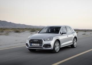 Audi Q5 - Neue SUV-Generation für 45.000 Euro