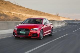 Fahrbericht: Audi RS 3  - Knallbonbon mit 400 PS