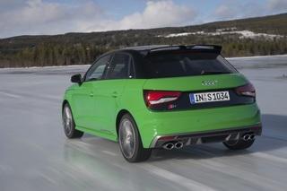 Audi S1 und S3 Cabrio - Potenzsteigerung für Kleinwagen und Cabrio ...