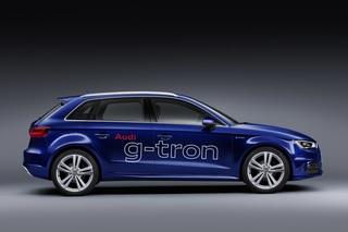 Audi A3 g-tron - Investieren um zu sparen