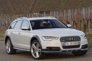 Audi A6 Allroad - Für die kleineren Gelände-Fluchten (Kurzfassung)