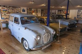 Austin-Sammlung in Dänemark wird versteigert - Museum zu verkaufen