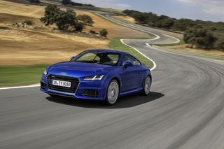 Audi TT - Diesel nun auch mit Allrad