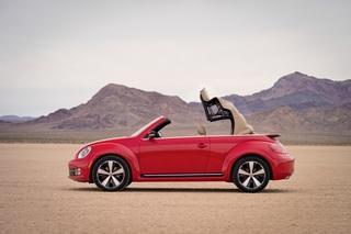 VW Beetle Cabrio - Stoffmütze für den Retro-Käfer (Vorabbericht)