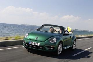Fahrbericht: VW Beetle - Facelift für die VW-Ikone