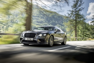 Bentley Continental Supersports - Die Wuchtbrumme