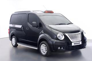 London-Taxi von Nissan - Very British