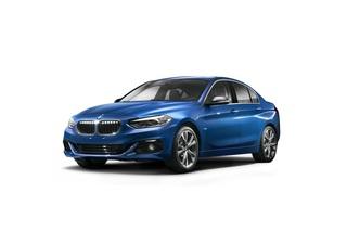 BMW 1er-Stufenheck mit Frontantrieb - Für China – und bald auch für...