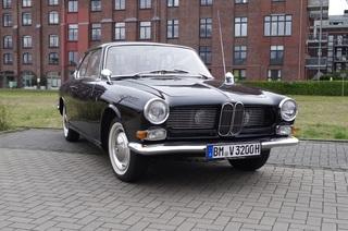 BMW 3200 CS - Der andere Bertone