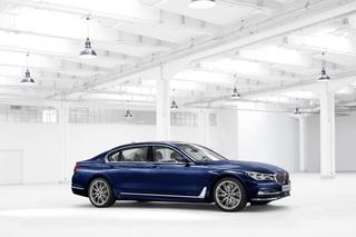 BMW-7er-Jubiläumsmodelle - Nix mit Kuli