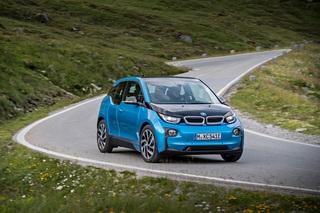 BMW i3 - Nicht schneller, aber weiter
