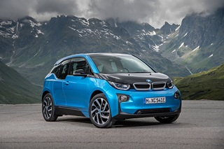 BMW i3 - Ab 2018 mit 450 Kilometer Reichweite
