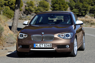 BMW 1er-Stufenheck - Kleine Limousine nicht nur für große Märkte