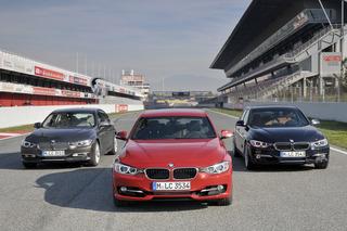 BMW 3er - Die Kraft aus der Mitte (Kurzfassung)