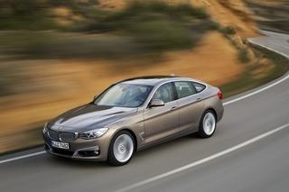 BMW 3er Gran Turismo - Limousinen-Kombi-Coupé für die Langstrecke (...
