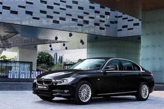 BMW 3er Langversion - Platz für Chinas Bosse
