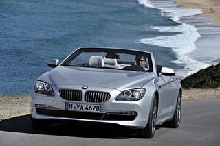 BMW 6er Cabrio - Der Luxus der Offenheit