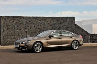BMW 6er Gran Coupe - Neues für die Nische (Vorabbericht)