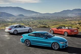 BMW 4er Facelift - Dezente Modellpflege