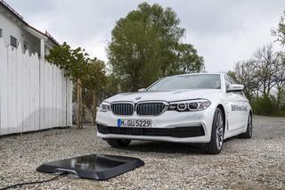 Induktives Laden bei BMW - Das Ende der Kabelei