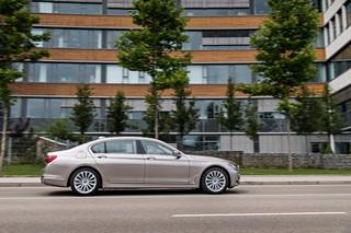 Fahrbericht: BMW 740e iPerformance - Mal so, mal so (Kurzfassung)