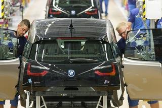 Wachstumsmarkt E-Mobilität - BMW weltweit Nummer 3