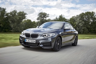 Fahrbericht: BMW 2er Coupé Facelift - Schön und schnell
