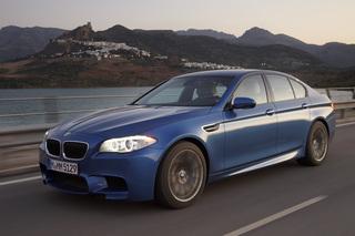 BMW M5 - Fahrmaschine und Familien-Express (Kurzfassung)