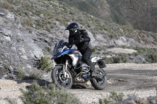 Fahrbericht:  BMW R 1200 GS Rallye  - Es lebe der Sport