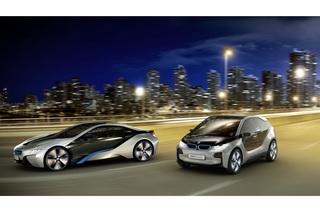 BMW i - Zweimal elektrisch
