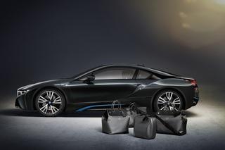 Gepäckset für den BMW i8 - Französisches Design im bayerischen Revo...