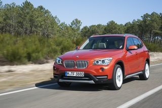 BMW X1 - Fahrspaß und Sparspaß (Vorabbericht)