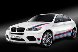 BMW X6 M Design Edition - Auf Wunsch gestreift