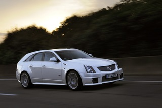 Cadillac CTS-V Sport Wagon - Ein Ami fordert heraus (Kurzfassung)