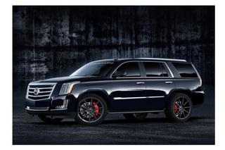 Tuning für den Cadillac Escalade - Steroide für den Riesengleiter
