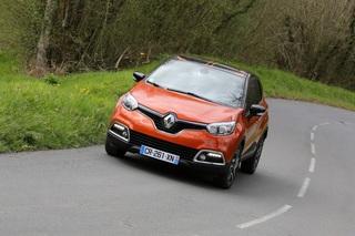 Renault Captur - Außen SUV, innen Van (Kurzfassung)