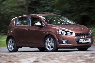Chevrolet Cruze / Aveo - Herbstliche Modelloffensive (Kurzfassung)