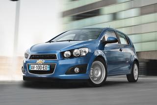 Chevrolet Aveo - Rabatt für Schnellkäufer