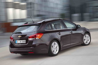 Chevrolet Cruze Station Wagon - Günstige Alternative (Vorabbericht)