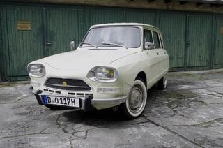 Oldtimerfahrbericht: Citroën Ami Super Break - Alles Super