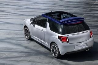 Citroen DS3 Cabrio - Französische Frühlingsgefühle im Herbst