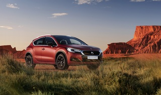 DS4 Crossback Terre Rouge - Mattes Sondermodell in Mini-Auflage
