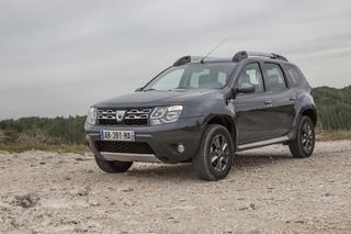 Dacia Duster - Mehr Komfort mit Doppelkupplungsgetriebe