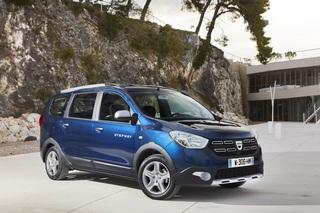 Dacia Lodgy/Dokker Facelift - Dezent aufgewertet