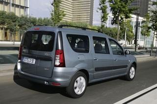 Dacia Logan - Rumäne wird zum Russen
