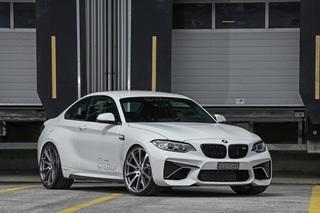 BMW M2 mit M4-Motor - Top fit mit Spenderherz