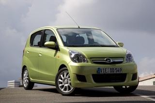 Rabatt für Kleinwagen - Daihatsu fast auf Dacia-Niveau