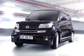 Daihatsu stellt Produktion des Copen und Materia ein