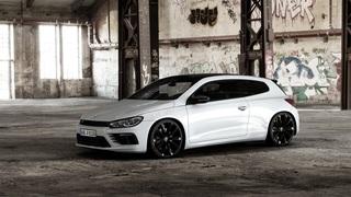 VW motzt Scirocco auf - Schwarzmalerei
